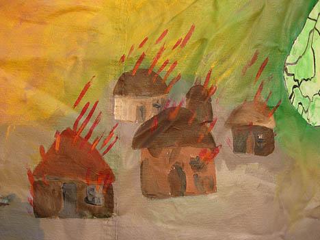 Darfur lángokban