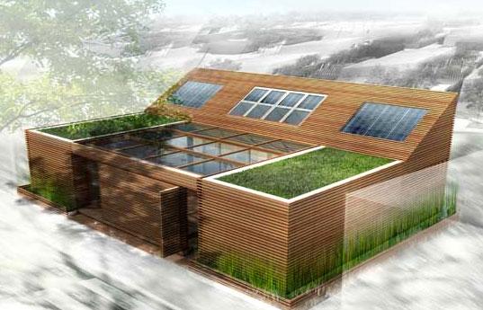 passzív ház