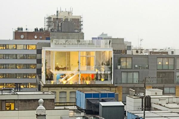 londoni lakás