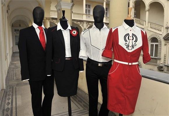 Magyarország bevonuló öltözéke