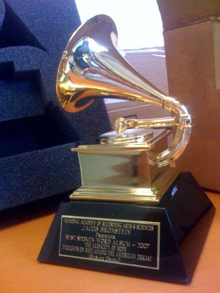 grammy-díj