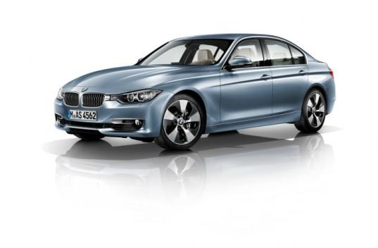BMW Active hybrid3