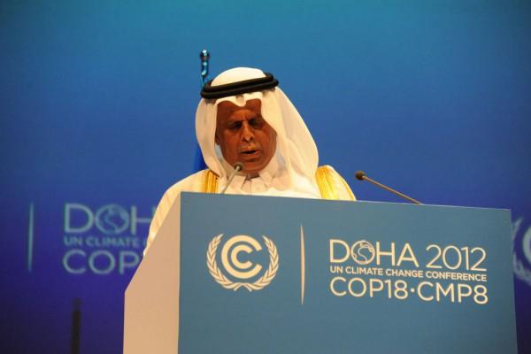 Katar miniszterelnök-helyettese Abdullah bin Hamad Al-Attiyah