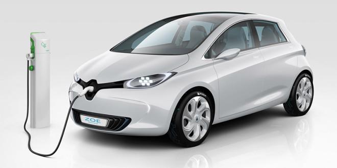 A Renault 400 km-es elektromos autóval készül Párizsra