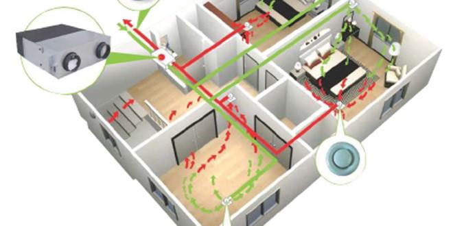20 százalékos energiamegtakarítást érhetnek el a társasházak a hővisszanyerős szellőztetéssel