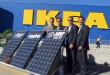 Már az IKEA-ban is napelemeket árulnak