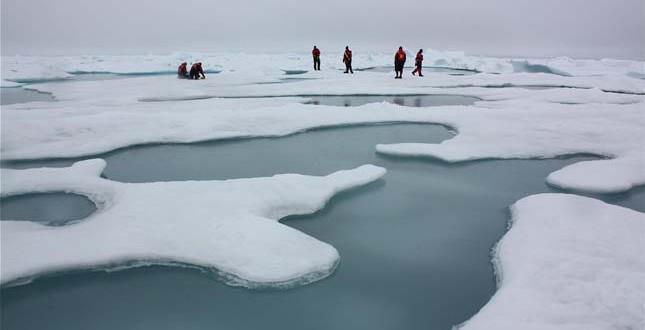 Hidegháborús atomhulladék olvadhat ki a jégből