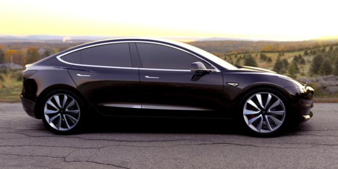 Elfogyott a kapacitás: 2017-re már nem lehet több Tesla Model 3-at rendelni