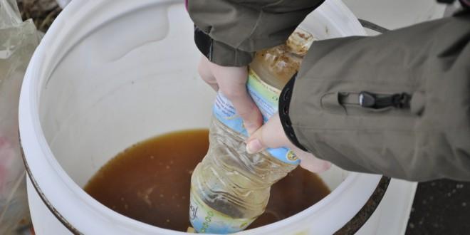 Tudta hány kilogram veszélyes hulladékot termel egy évben?