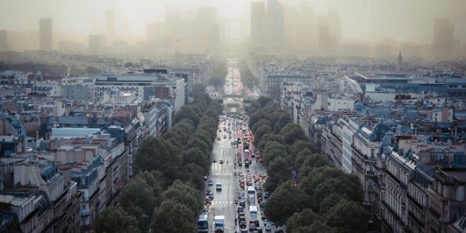 Ingyenes a párizsi tömegközlekedés