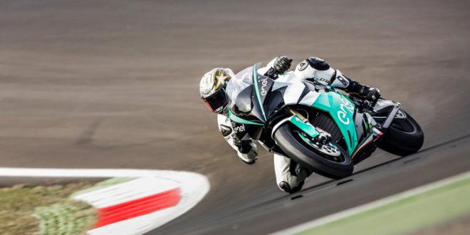 Bemutatták a MotoGP elektromos szörnyét