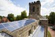 Több mint 5500 brit templom állt át megújuló energiaforrásokra
