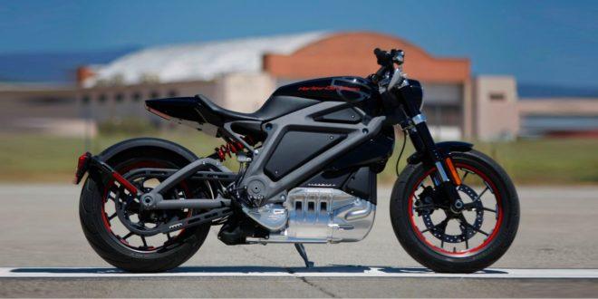 Elektromos lesz a Harley-Davidson