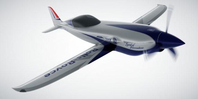 Minden eddiginél erősebb elektromos repülőt épít a Rolls-Royce