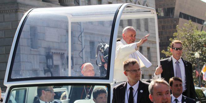 Azonnali lépéseket sürgetett a globális felmelegedés ellensúlyozására Ferenc pápa