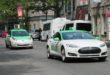 A jövőben csak elektromos taxik közlekedhetnének Dubrovnikban