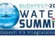 Egy hét múlva kezdődik a Budapesti Víz Világtalálkozó 2019