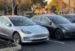 Ismét gyorsabban töltenek a Tesla Model 3-asok