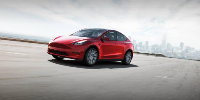 Hamarosan kezdődhet a Tesla Model Y gyártása