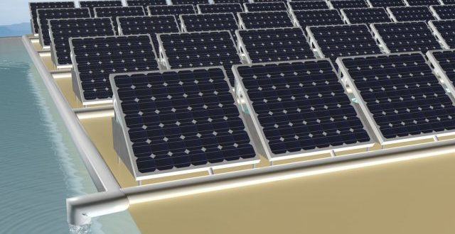Tengervízből készít ihatót ez a napelemes rendszer