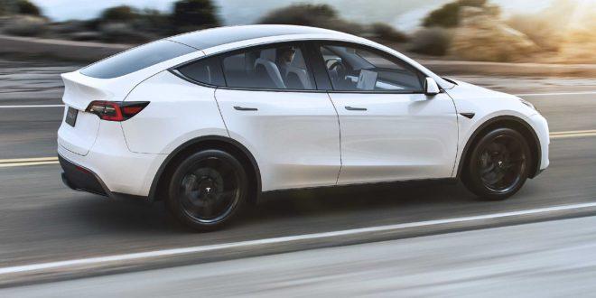 Hamarosan elkezdődik a Tesla Model Y gyártása