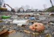 Több mint 1,3 milliárd tonna műanyagszemét halmozódhat fel a szárazföldön és az óceánokban 2040-ig