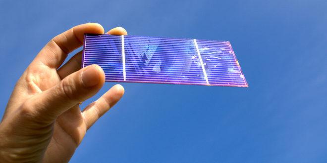 Bárhová felpermetezhetjük a jövő napelemét