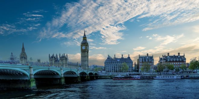 Koronavírus – Csökkent a légszennyezés az Egyesült Királyságban