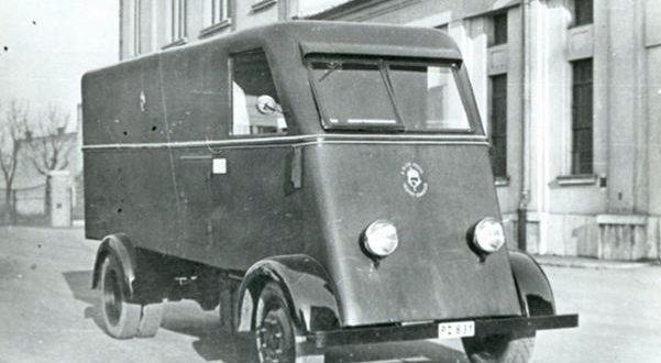 A magyar Cybertruck 100 évvel ezelőtt már elektromos volt