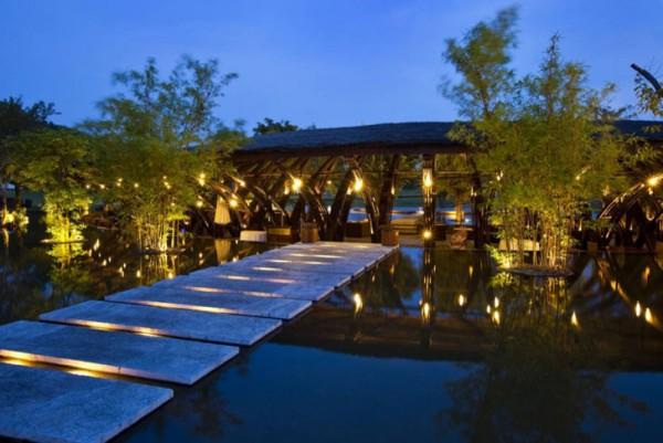 bambusz étterem
