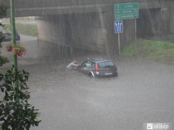 esőzés