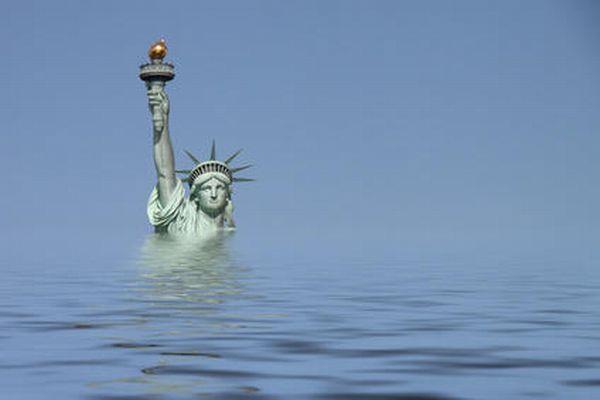 tengerszint emelkedése