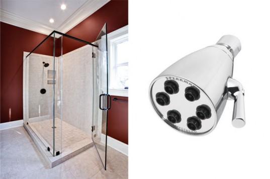 zuhanyrózsa