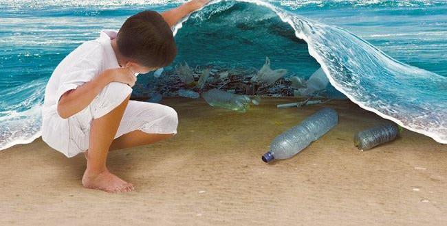 Hétszer annyi a műanyagdarabka, mint a hal Hawaii partjainál