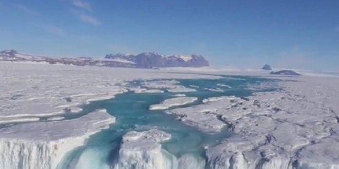 Rekordmagas volt az átlaghőmérséklet júniusban a szibériai sarkvidéken