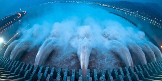 Vízerőműveket állítanak le Kínában a veszélyeztetett óriásszalamandra megóvására