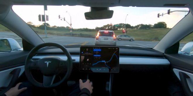 Erre nincs felkészülve a Tesla Autopilot