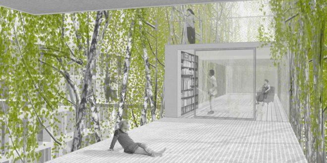 Hibridház – ötvöznék a fákat, növényeket és a homlokzatokat