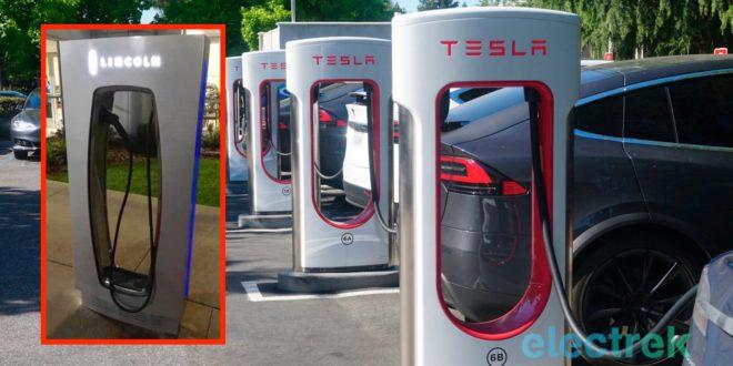 A Ford lemásolta a Tesla Supercharger dizájnját?