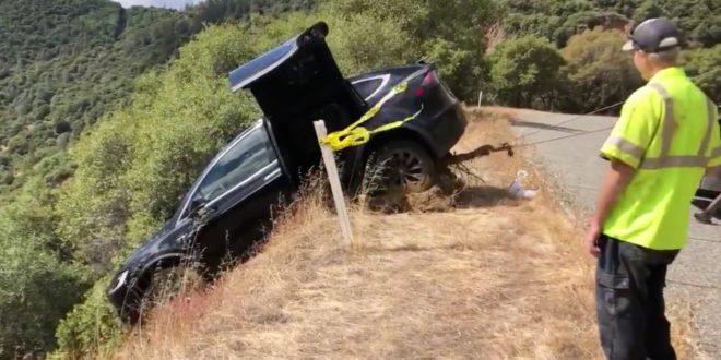 Kiderült valóban biztonságos a Tesla Model X