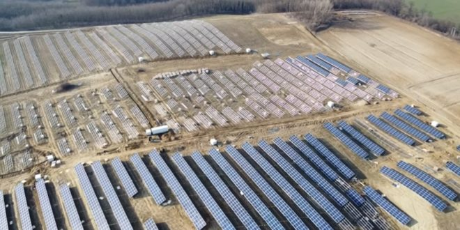 Miért van szükség egyre nagyobb naperőművekre?